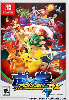Pokkén Tournament DX (Switch) [NSP & XCI] Download | PrizMa Gaming