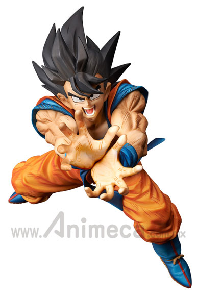 Catálogo de figuras Dragon Ball