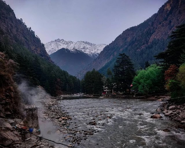 Planning a trip to Kasol