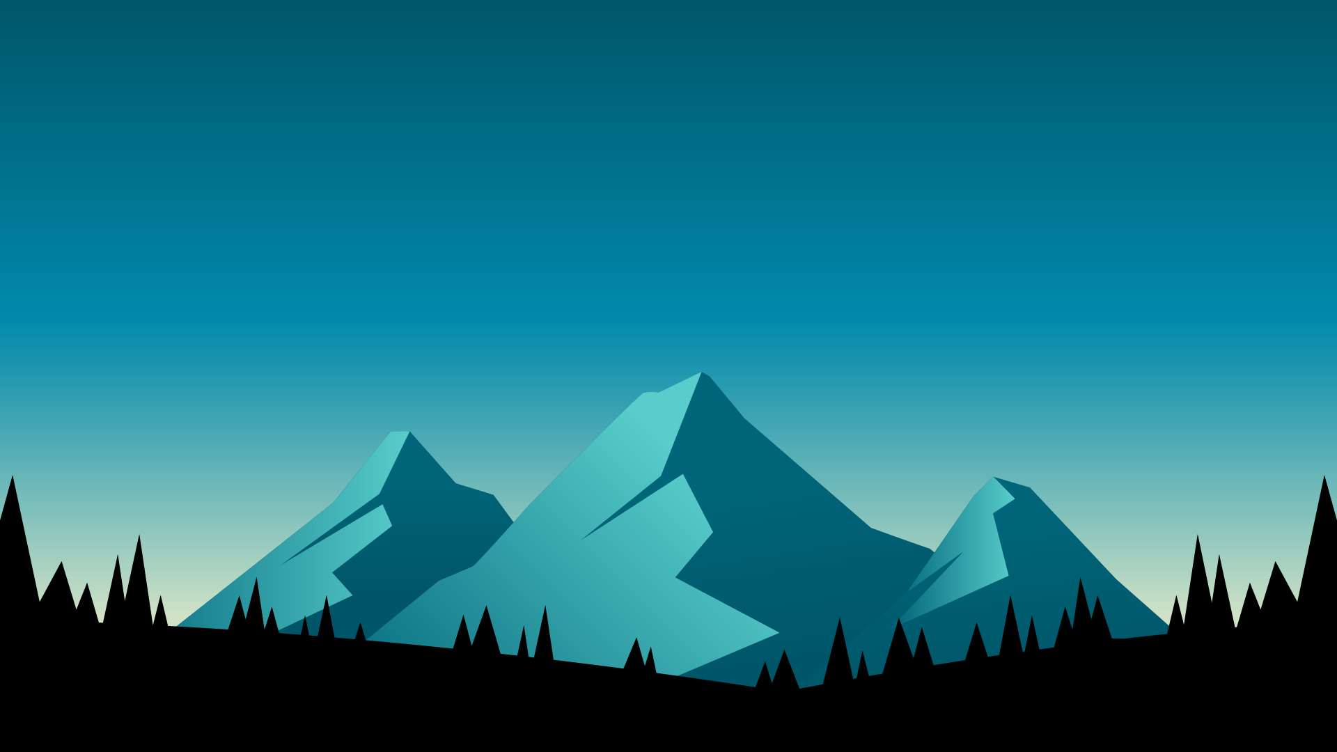 COOL WALLPAPER FOR MINIMALIST PC SETUP IN HIGH QUALITY RESOLUTION CLEAN