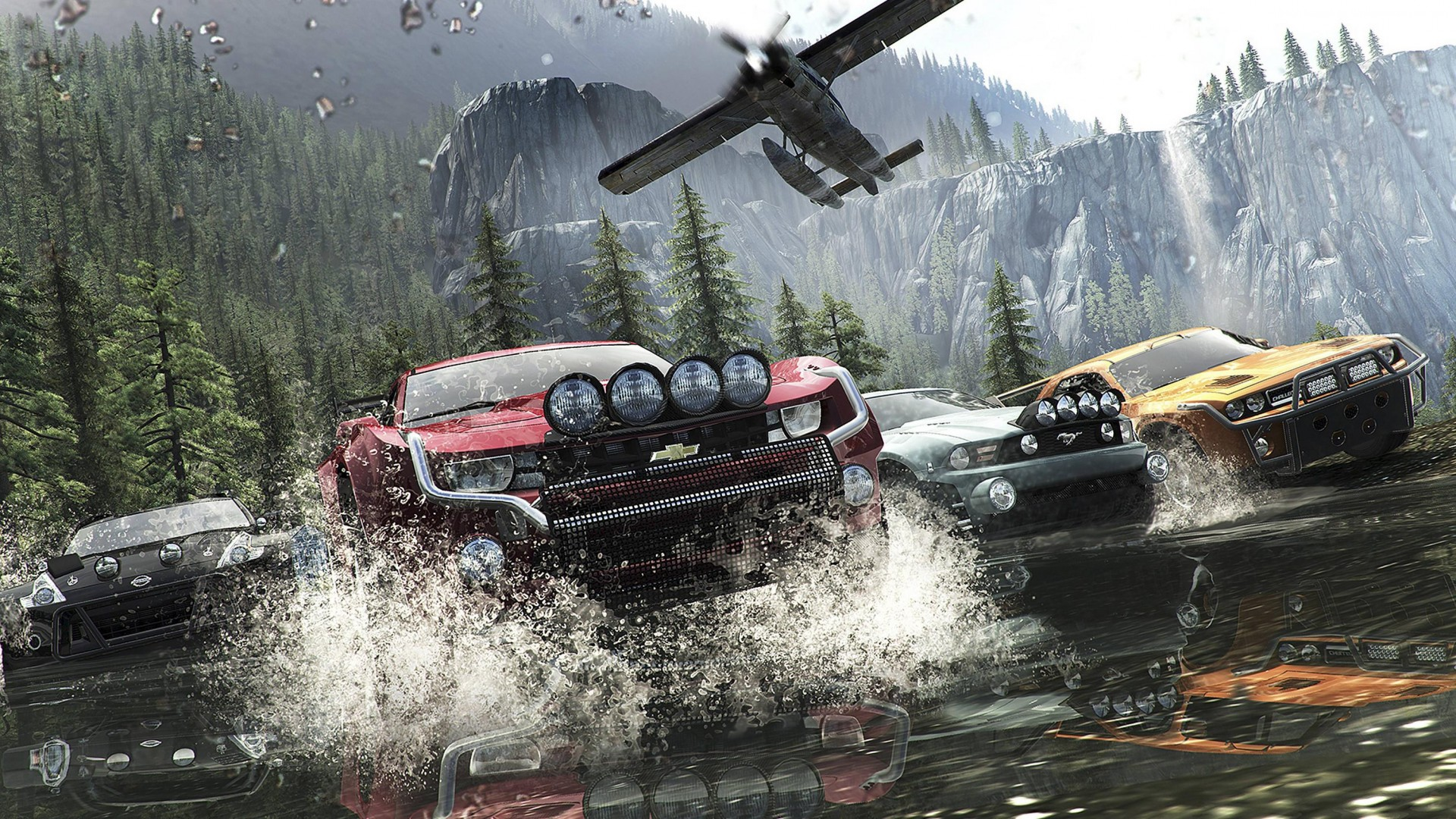Download The Crew 2 HD Wallpapers 1920x1080