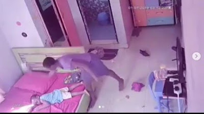 Linda Ikeji Reacts To A 14 years Old Househelp Assaulting And Giving A Boy Faeces To Eat (VIDEO)