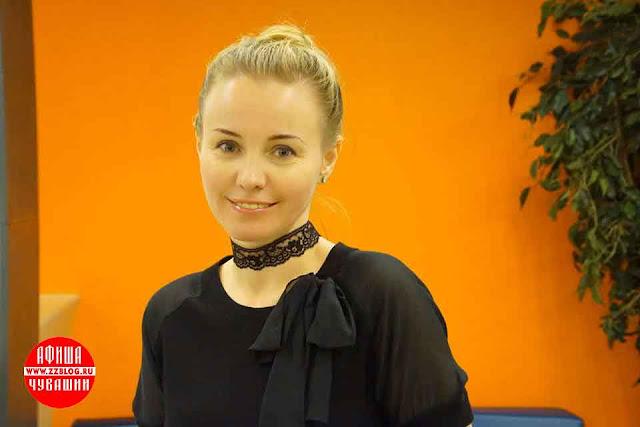 Психолог, писатель Вероника Ткачёва