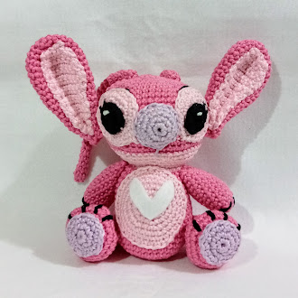 AMIGURUMI ANGEL STITCH