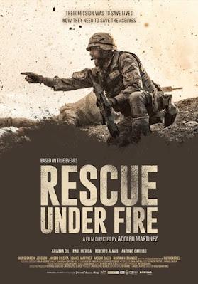 Cứu Hộ Trong Lửa - Rescue Under Fire