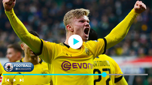 Werder Bremen vs Borussia Dortmund – Highlights