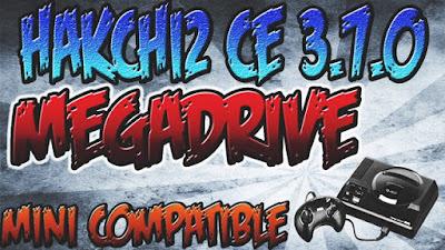 hakchi2 ce 3.8.0 compatible megadrive mini