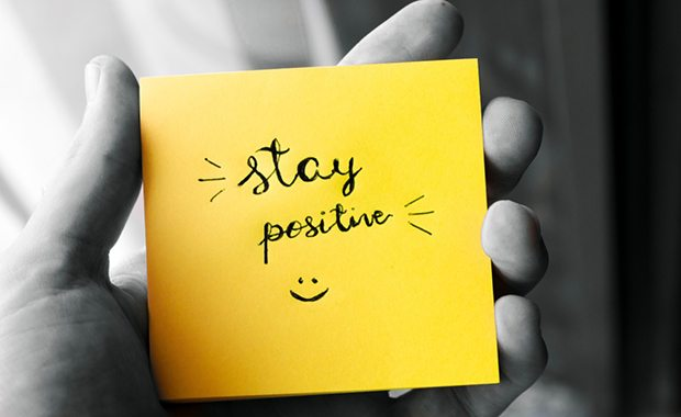 طريقة لتكون إيجابياً في الحياة والعمل