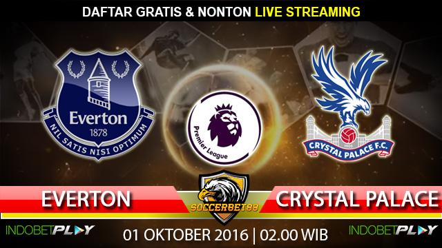 Prediksi Everton vs Crystal Palace 01 Oktober 2016 (Liga Inggris)