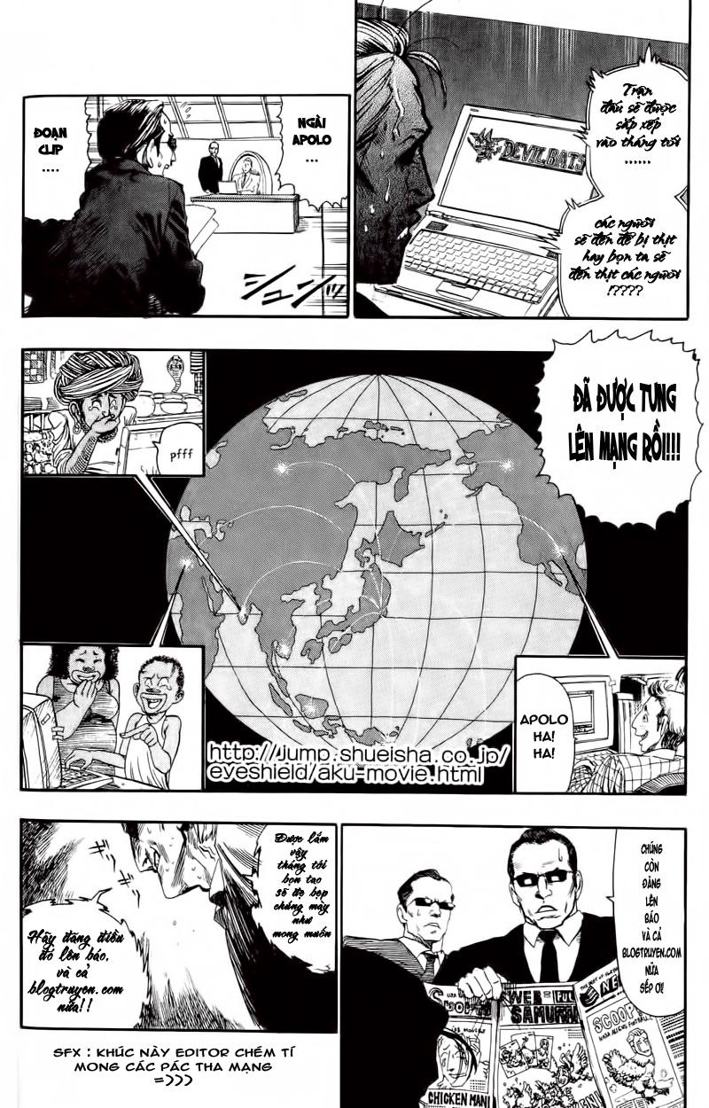 Eyeshield 21 chapter 53 trang 24