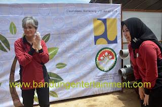 event organizer bandung, dharma wanita persatuan, jasa eo bandung, tol cisumdawu, bina marga, event organizer penanaman pohon