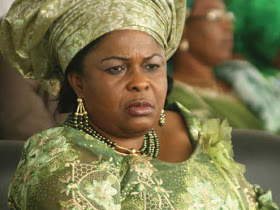 Patience Jonathan demands 200 million dollars from EFCC