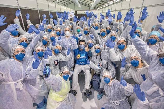 Brasil registra 9.355.974 recuperados do coronavírus