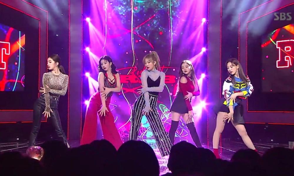 SBS Removes Red Velvet's Performance From '2020 Ontact Gangnam Festival'