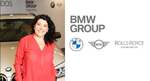 Ivana Dip CEO BMW Group de Argentina