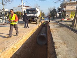 Εγκρίθηκε και χρηματοδοτείται μέσω του προγράμματος ΦΙΛΟΔΗΜΟΣ η κατασκευή αγωγού ομβρίων στη Δροσούπολη