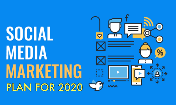 A Social Media Marketing Plan for 2020