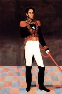Simón Bolívar Biografía Resumen