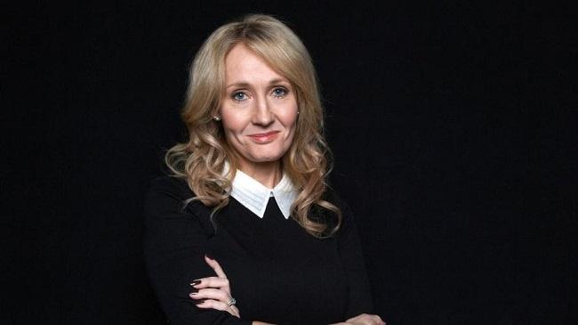 J.K. Rowling/Reprodução