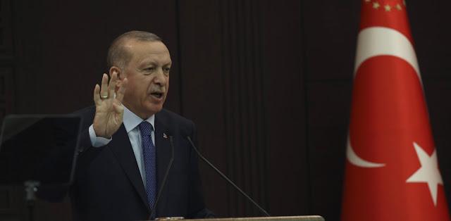 Ο κορωναϊός ανέβασε την δημοτικότητα του Ερντογάν