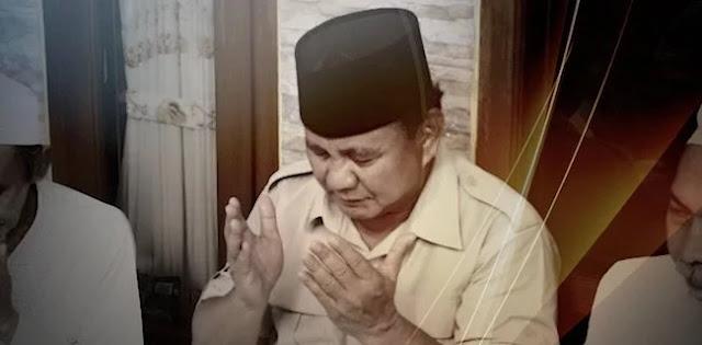 Doa Prabowo Di Tahun Baru Islam