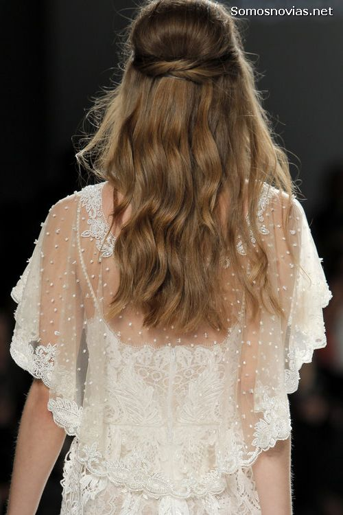 Peinados De Novia Con Pelo Suelto Catalogo De Novia 2020 Somos Novias