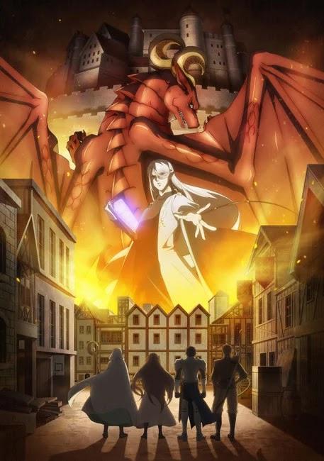 Dragon Goes House-Hunting (Dragon, Ie o Kau