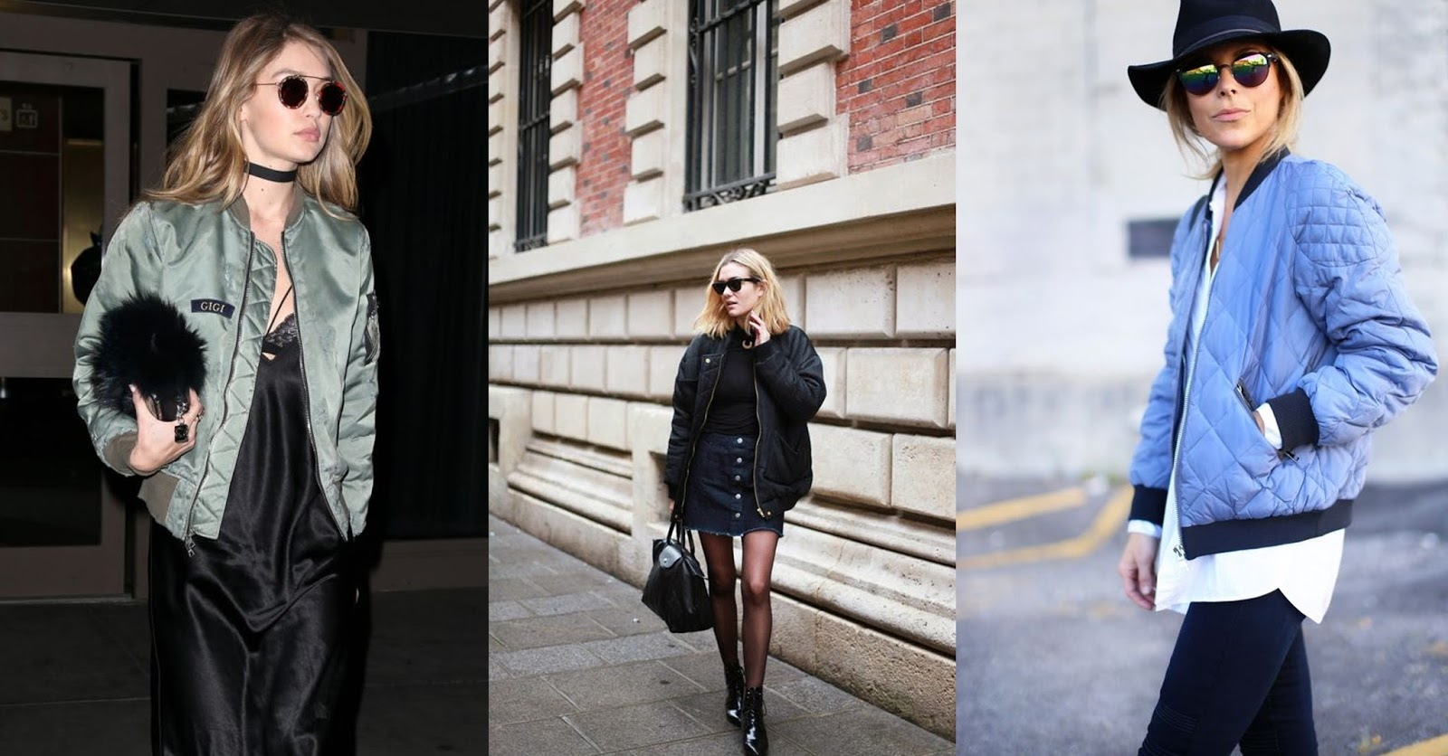bomber jacket inspiration from pinterest