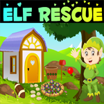 Play Games4King Elf Rescue