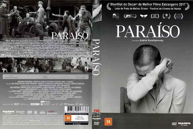 Capa DVD Paraíso