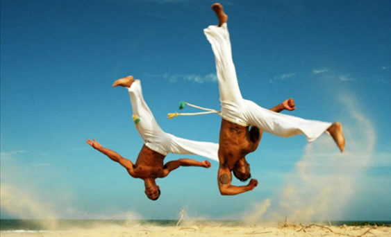 Curso Internacional de Capoeira