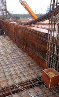 bahan Waterstop paling banyak dibutuhkan pada sambungan konstruksi