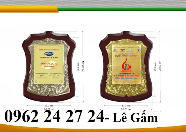 cơ sở bán biểu trưng gỗ đồng, địa chỉ sản xuất bằng khen nhân viên, bằng chứng nhận cao cấp - 260099
