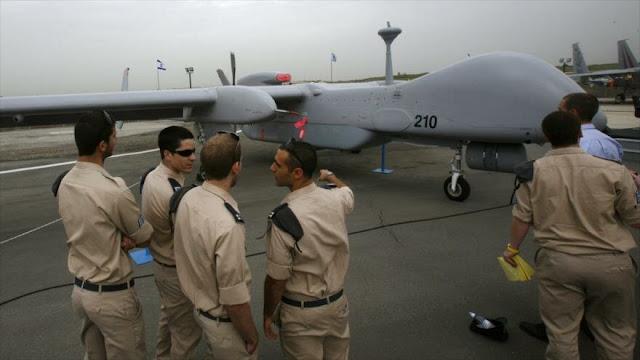 """""""EEUU permitió a 4 drones israelíes atacar bases en Irak"""""""