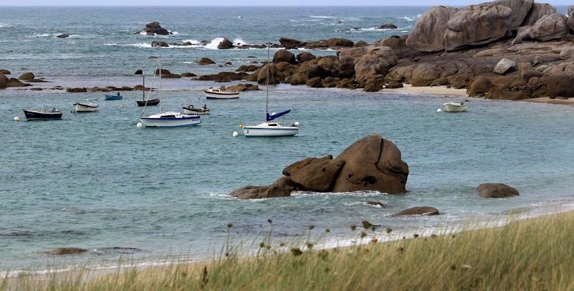 Kerlouan i światło w Bretanii / Kerlouan et la lumière en Bretagne