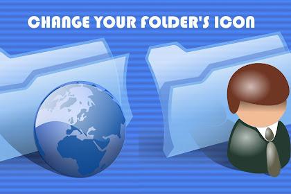 Cara Mengganti Icon Folder di Laptop Dengan Mudah