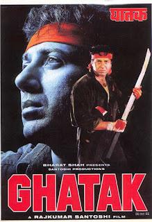 Ghatak (1996) Movie Songs Mp3 Download