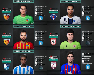 PES 2021 Facepack 13 by PES Football Turkey