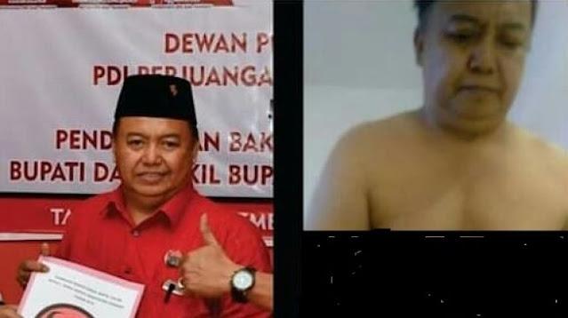 Video P0rno Mirip Petinggi PDIP, Sanksi Menanti jika Terbukti