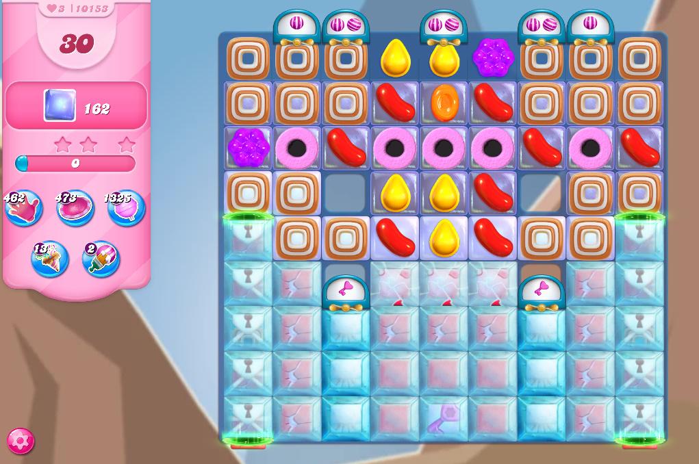 Candy Crush Saga level 10153