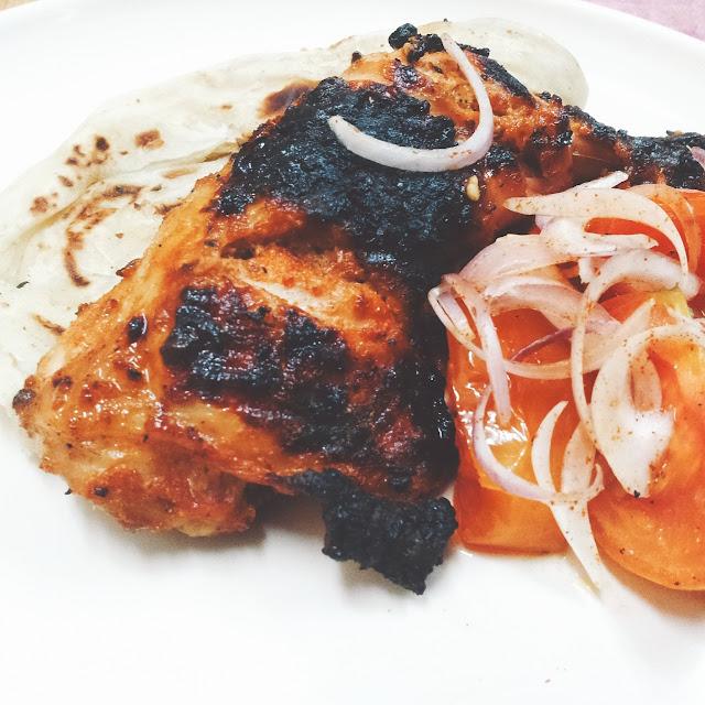 Darlene's Chicken Tandoori