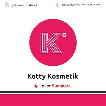 Lowongan Kerja Banda Aceh: Kotty Kosmetik April 2021
