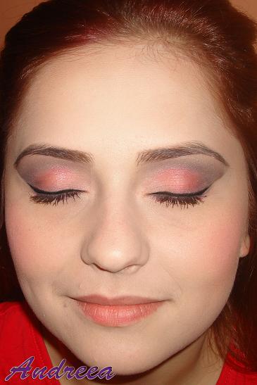 Machiaj Rozrosugri Blog Awardada Make Up Love For Beauty