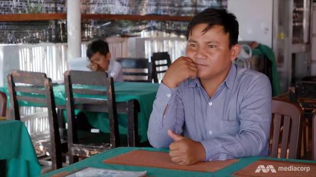 Chủ nhà hàng Vuth Ung