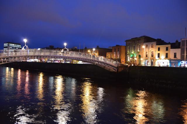 Casa de família ou hostel em Dublin