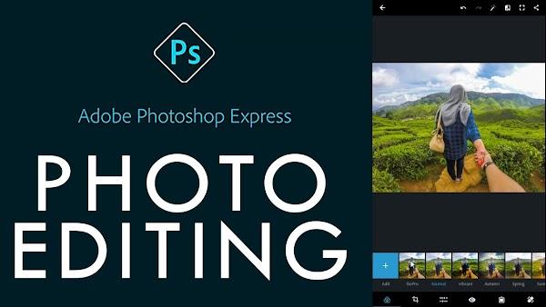 Adobe Photoshop Express v6.2.593 [Premium]