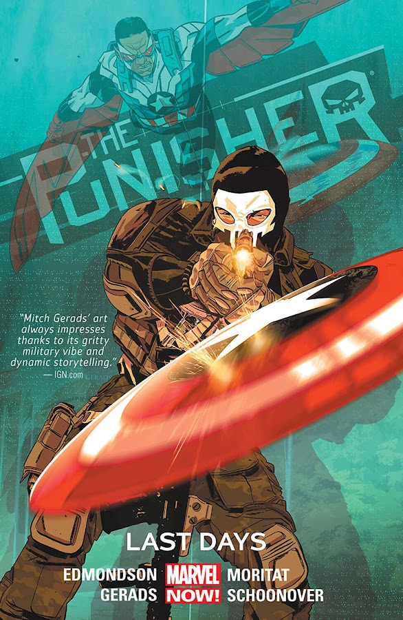 mitch gerads punnisher last days comic