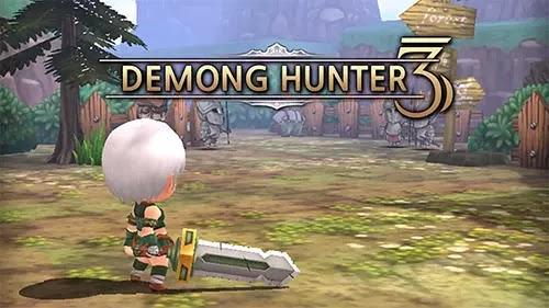 Download Game JRPG Ringan untuk Android Demong Hunter 3 ...