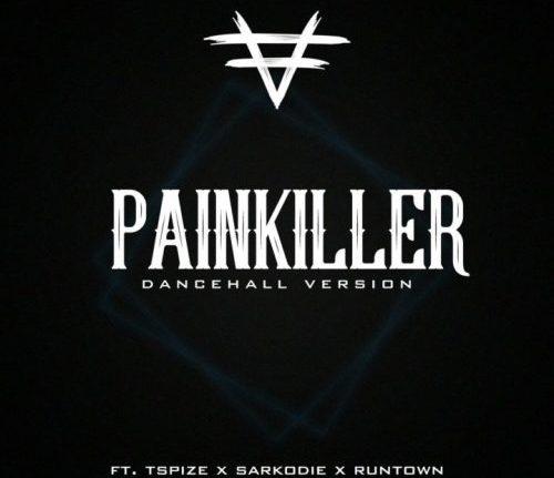 MUSIC: TSpize Ft Sarkodie Ft Runtown – Pain Killer (Dancehall Version)