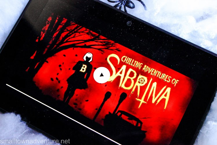 Media Monday, Filmblogger, Blogger Aktion, Serien, Chilling Adventures of Sabrina, Netflix Sabrina
